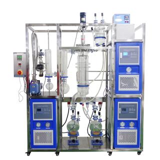 Short Path Molecular Distillation