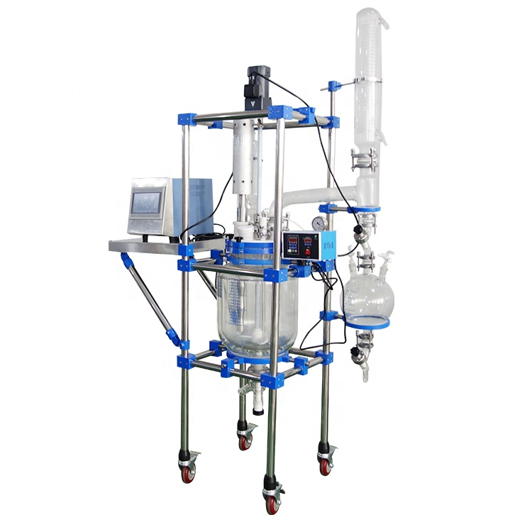20LCustomized ultrasonic glass reactor